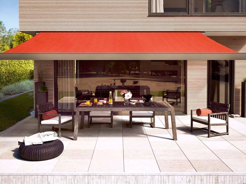 Box awning MARKILUX 970 by markilux