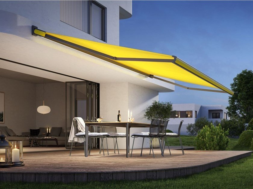 Box awning MARKILUX MX-3 by markilux
