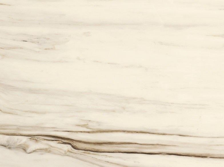 White-paste wall tiles with marble effect MARMI IMPERIALI WALL Zebrino Gold by Impronta Ceramiche