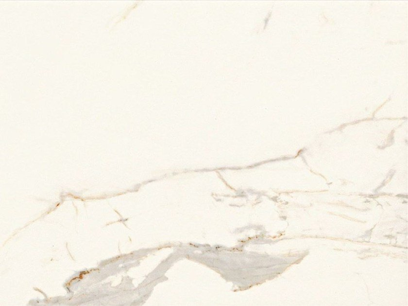 White-paste wall tiles with marble effect MARMO D Calacatta by Impronta Ceramiche