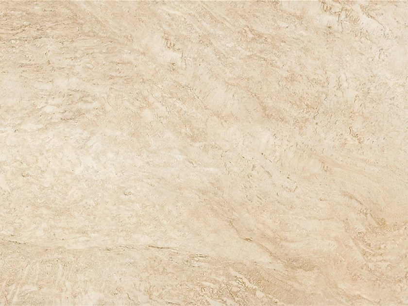 White-paste wall tiles with marble effect MARMO D Travertino by Impronta Ceramiche