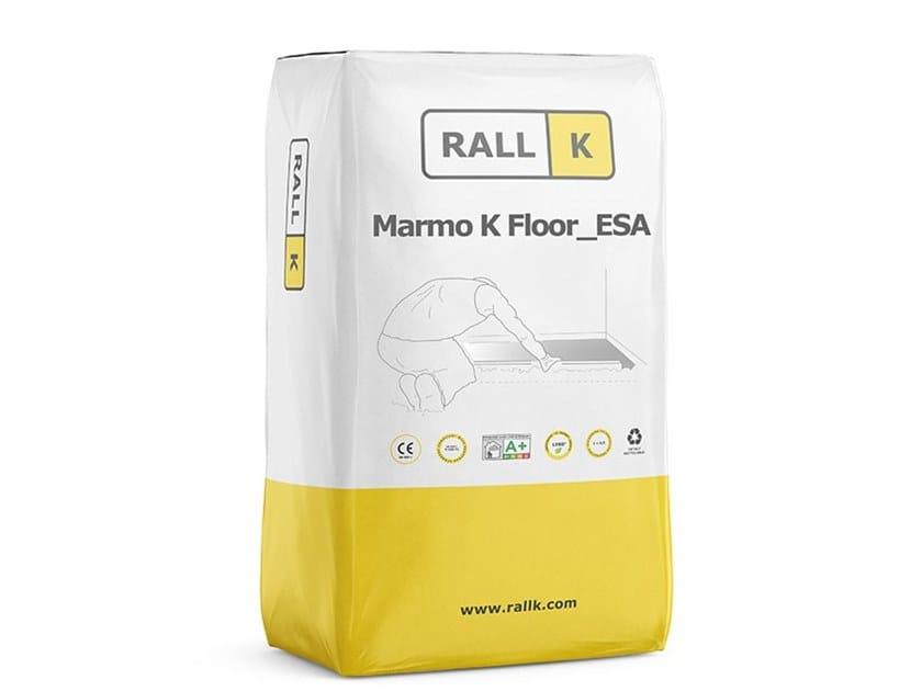 Floor tile grout MARMO K FLOOR ESA by RALLK