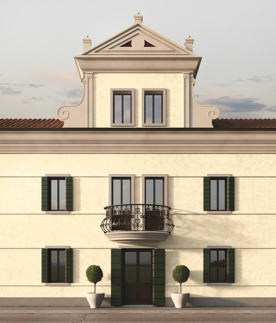 Decorative painting finish MARMORINO CLASSICO by San Marco