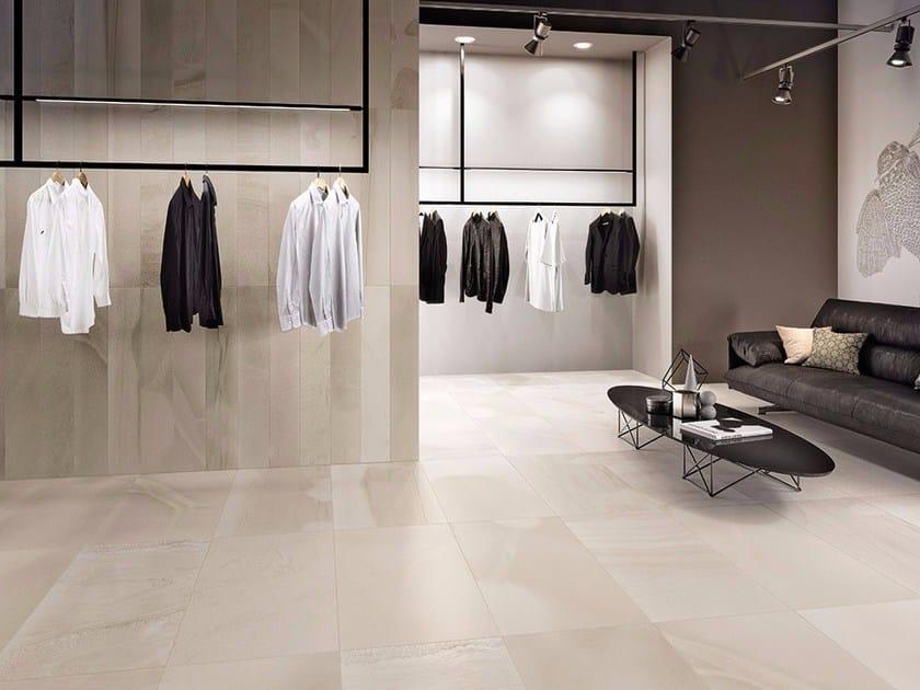 Porcelain stoneware flooring MARNE2 by Ceramiche Coem
