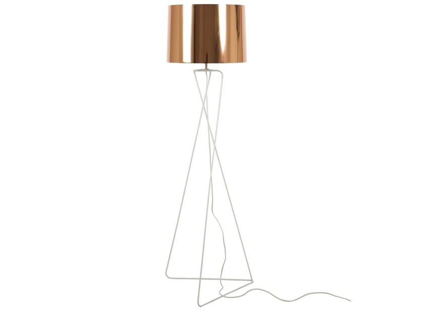 PVC floor lamp MARQUISE | Floor lamp by LUZ EVA