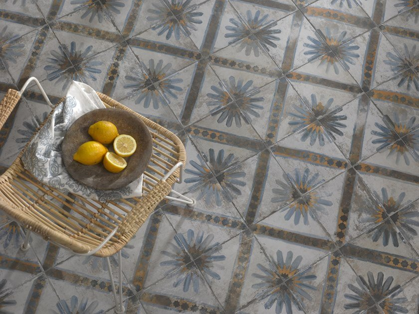 Single-fired ceramic wall/floor tiles FS MARRAKECH by PERONDA