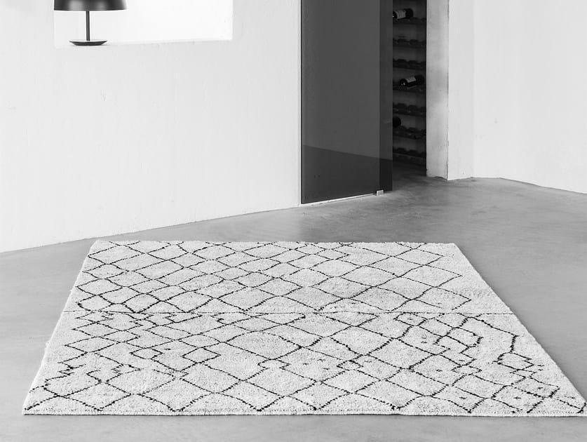 Handmade wool rug MARRAKESH by Massimo Copenhagen