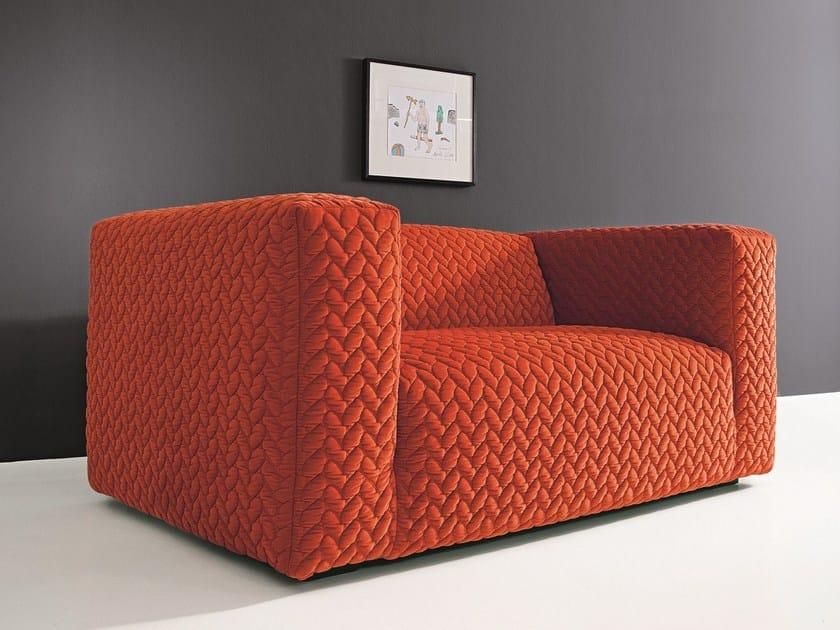 Fabric sofa MARTA 42-58 by MARKTEX