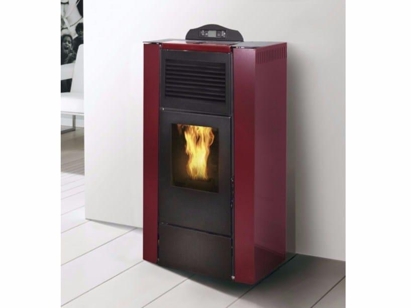 Pellet stove MARTE PELLET by Fintek