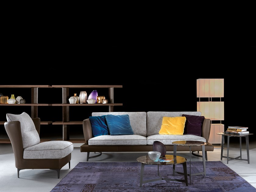 Fabric sofa MARTIN | Sofa by Borzalino