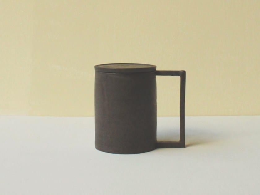 Mug in gres porcellanato MARTINA GERONI - ROSA MORADA | Mug by In Stock - Ready to ship