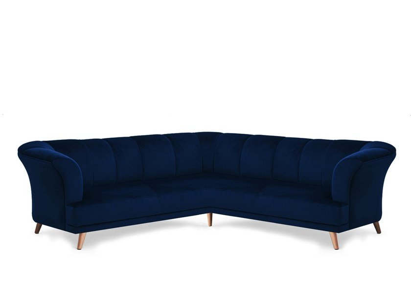 Modular fabric sofa MARTINIQUE   Modular sofa by Moanne