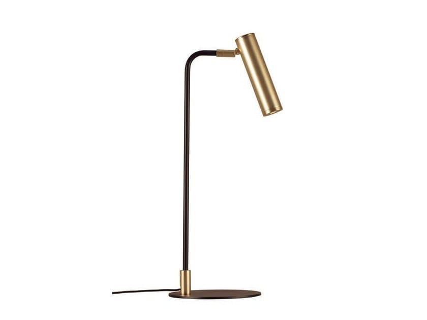 Adjustable table lamp MARU   Table lamp by Aromas del Campo
