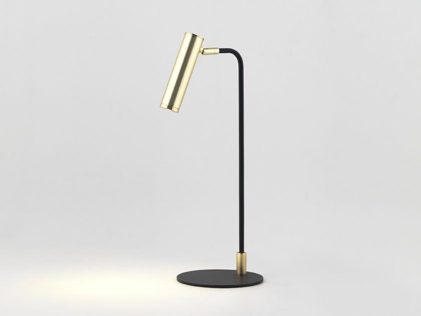 Lampada da tavolo a LED orientabile MARU   Lampada da tavolo by Aromas del Campo