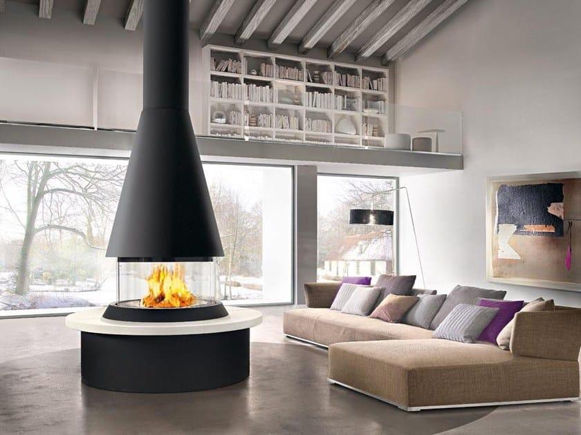 Faïence Fireplace Mantel MARVIK by Piazzetta
