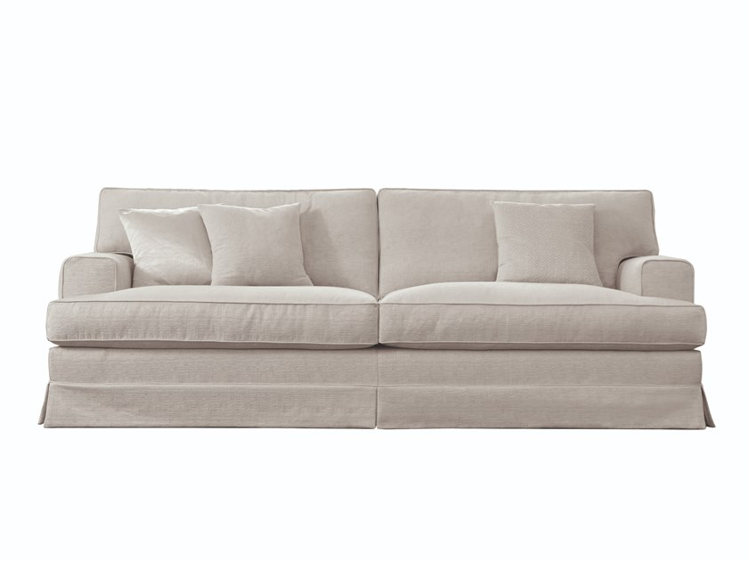 Sofa with removable cover MARY ROSE by Busnelli