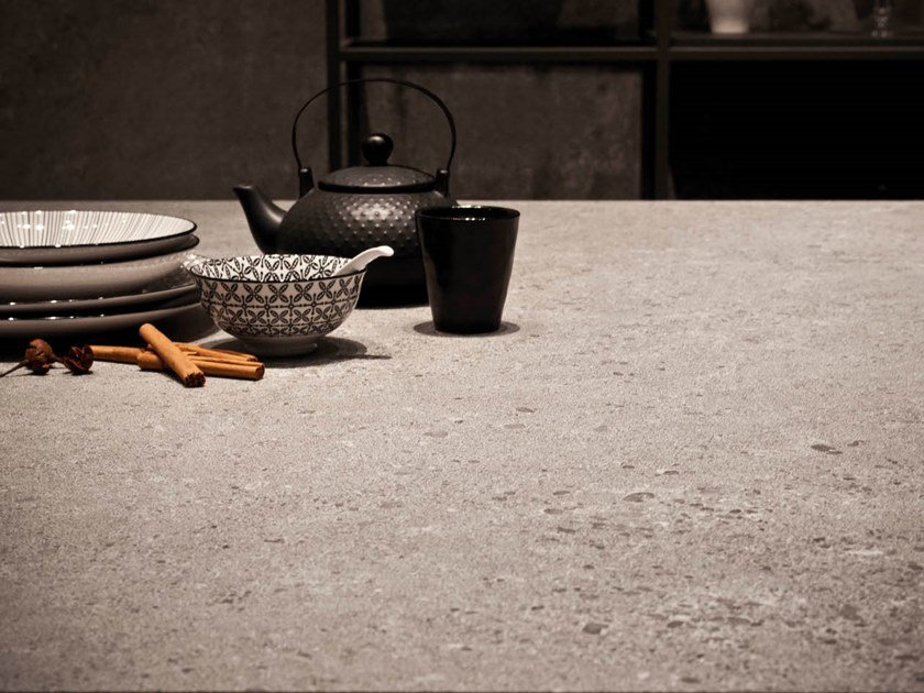 Surface for worktops and furniture MASAI ITOP by Inalco