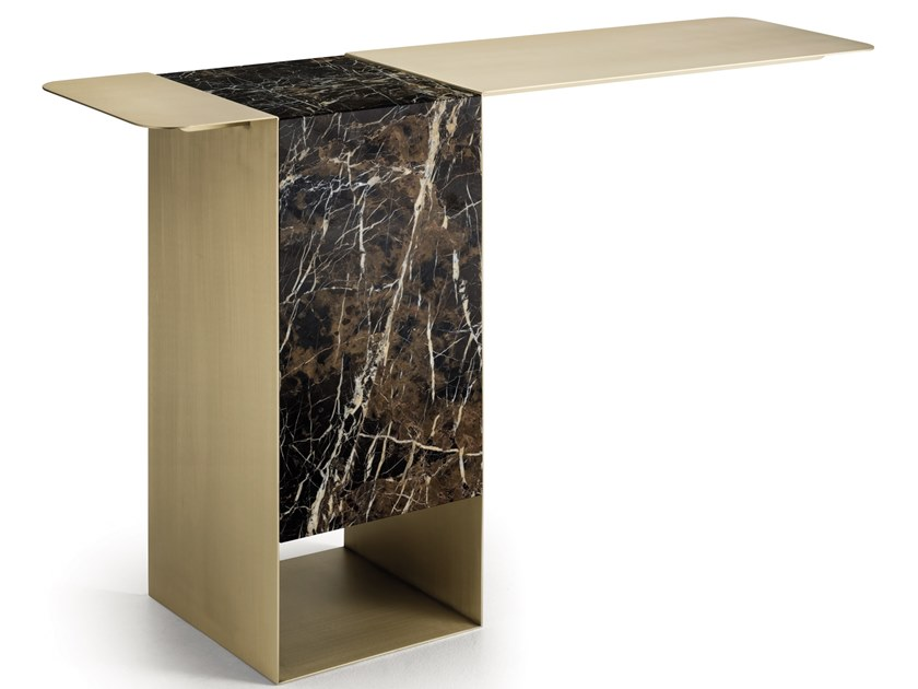 Rectangular console table MASTER by OIA Design
