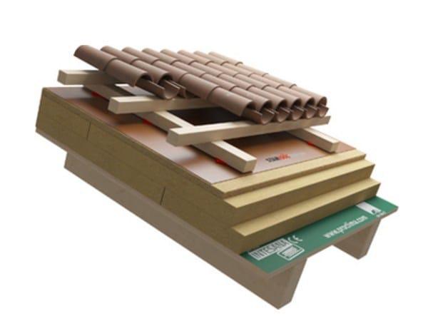 Sistema per tetto ventilato TETTO MASTER PLUS by Naturalia BAU