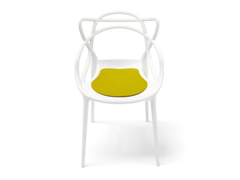 Felt chair cushion MASTERS by HEY-SIGN