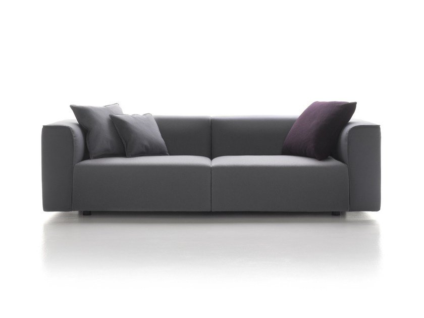 Fabric sofa with removable cover MATE 2012 | Sofa by MDF Italia