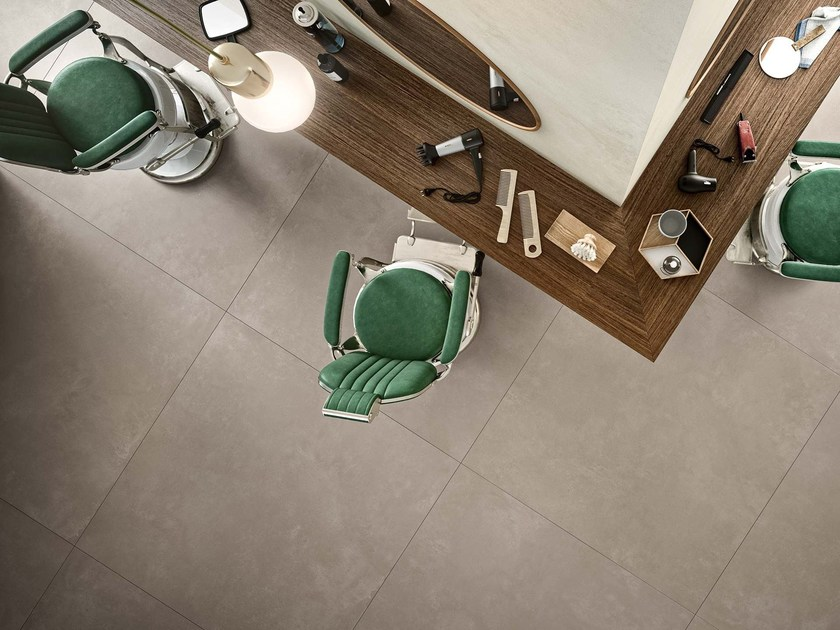 Porcelain stoneware wall/floor tiles MATERIA PROJECT by Casa dolce casa - Casamood