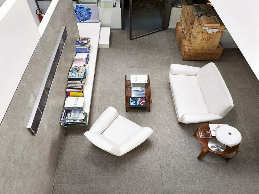Glazed stoneware wall/floor tiles MATERIAL STONES by CERIM