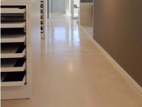 Floor tile grout MATERICA FINITURA T by DRACO ITALIANA