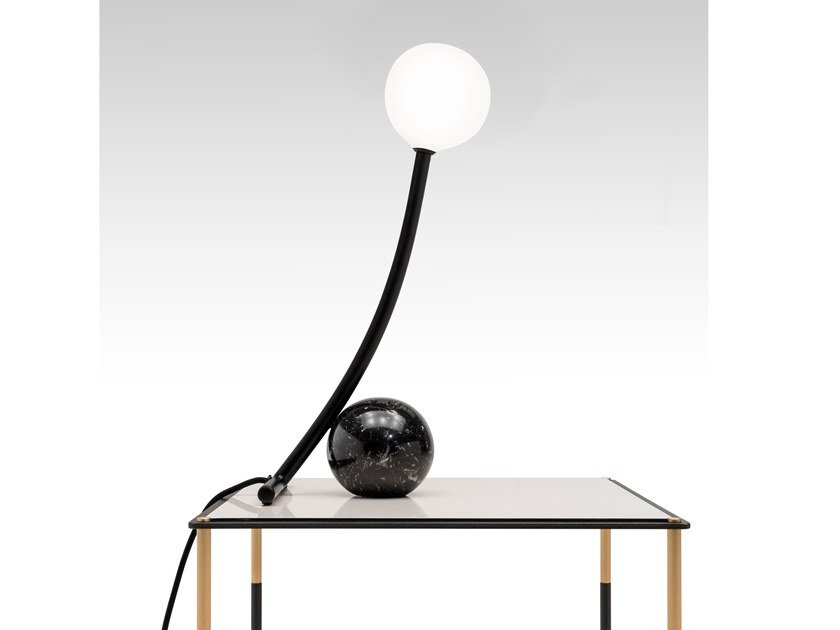 Direct light table lamp MATERICA by Living Divani