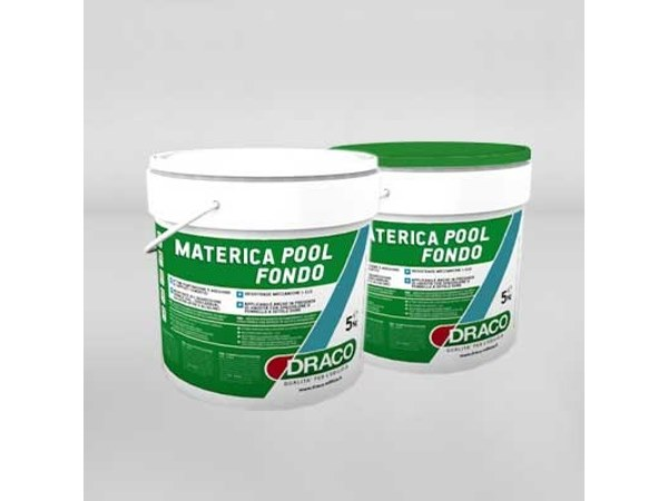 Base coat and impregnating compound for paint and varnish MATERICA POOL FONDO by DRACO ITALIANA
