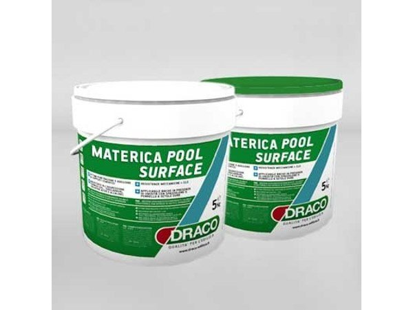Pool liner MATERICA POOL SURFACE by DRACO ITALIANA