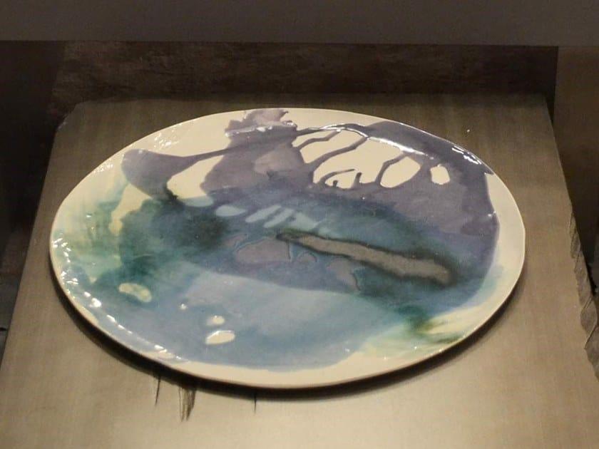 Ceramic materials plates set MATISSE by Adriani e Rossi edizioni