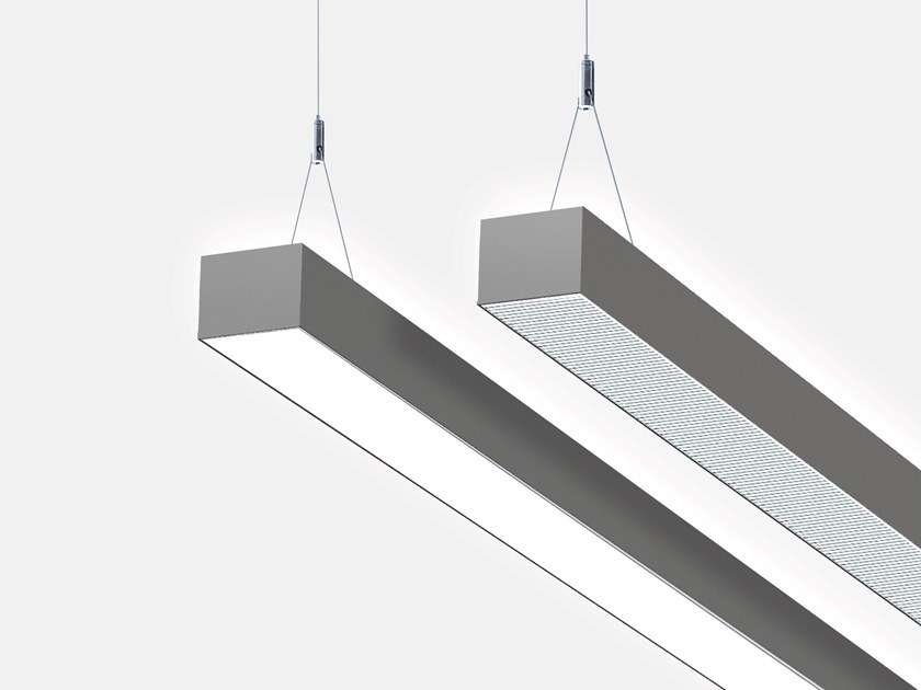 LED aluminium pendant lamp MATRIC G5/G6/R6 by Lightnet