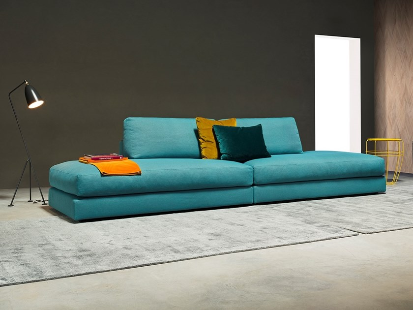 Sectional modular sofa MATRIX | Modular sofa by Metraform