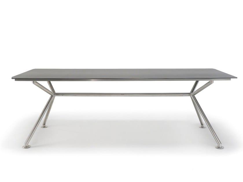 Tavolo da pranzo rettangolare MATRIX by solpuri