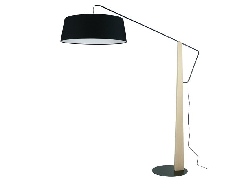 Adjustable floor lamp MATTEO | Floor lamp by LUZ EVA