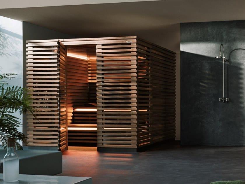 Sauna MATTEO THUN | Sauna by Klafs