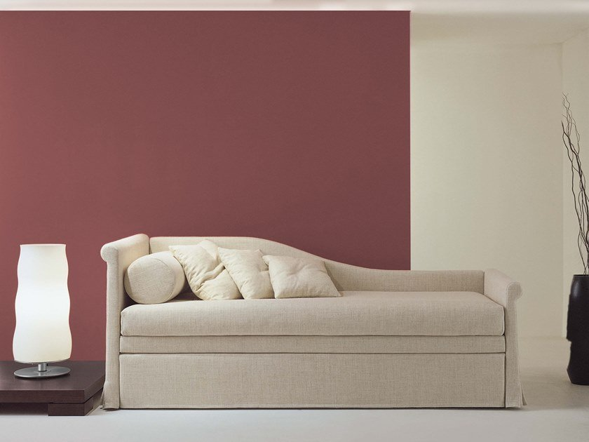 Fabric sofa bed MATTHEW by Flexstyle