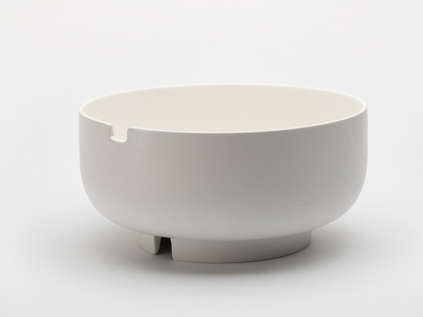 Ceramic serving bowl MATUA by Danese Milano