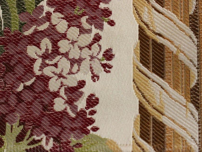 Tessuto in seta TASSINARI & CHATEL - MAUREPAS BORDURE by LELIEVRE