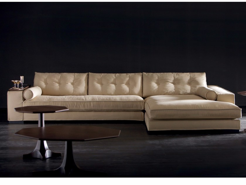 MAVRA | Sofa with chaise longue By OPERA ...