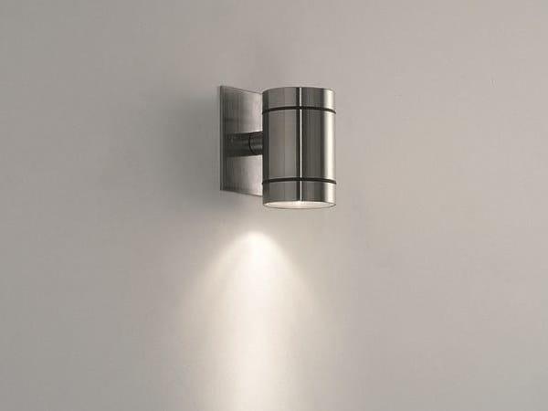 Faretto per esterno da parete in acciaio inox MAX 1-IN by BEL-LIGHTING