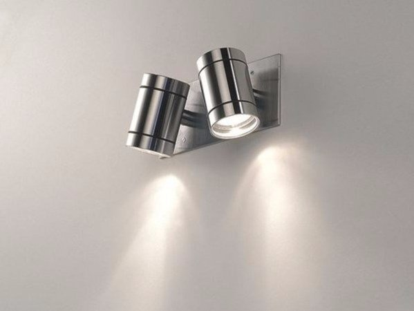 Wall Mounted Stainless Steel Outdoor, Outdoor Wall Mounted Spotlights