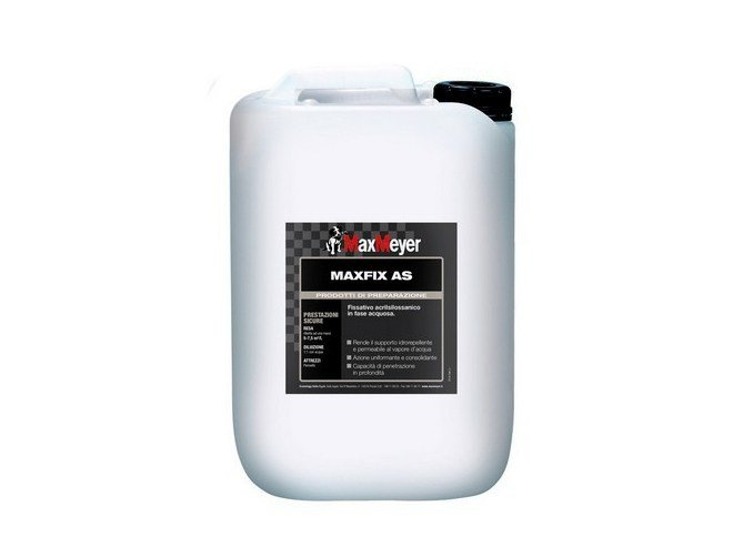Base coat and impregnating compound for paint and varnish MAXFIX AS by MaxMeyer