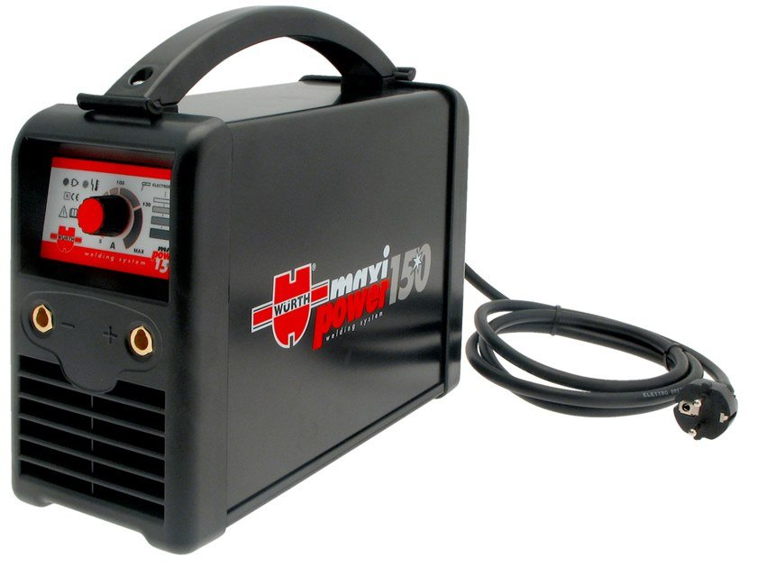 Saldatrice inverter a elettrodo MAXI POWER 150 by Würth