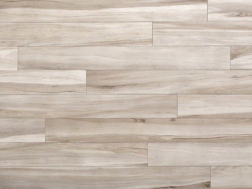 Pavimento rivestimento in gres porcellanato smaltato effetto legno maxiwood living rovere bianco - Schemi di posa piastrelle effetto legno ...