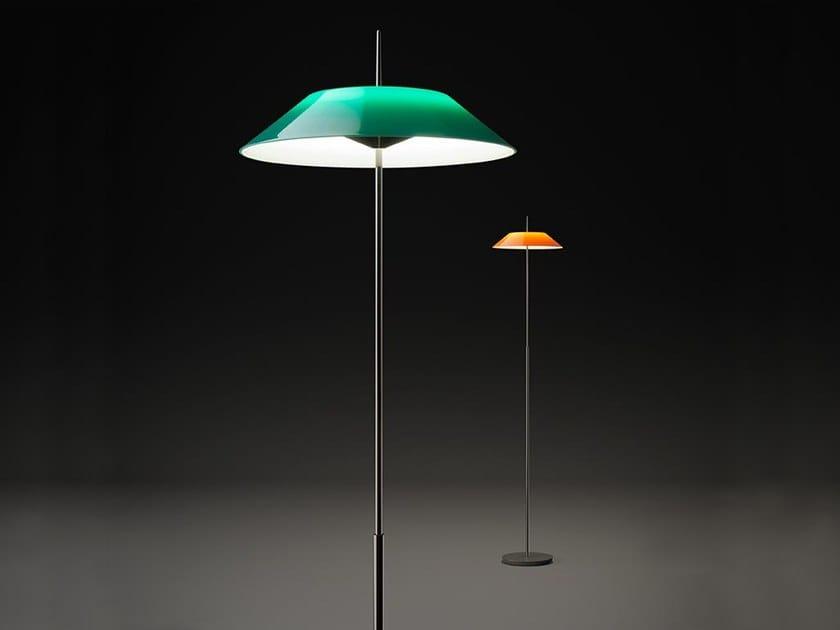 Lampada da terra a LED con dimmer MAYFAIR | Lampada da terra by Vibia