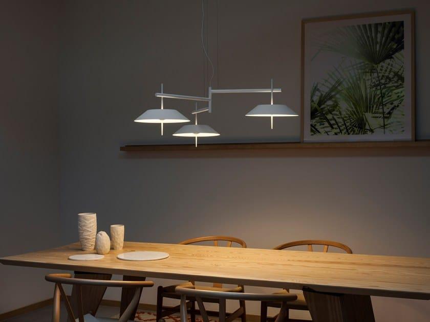 Lampada a sospensione a LED MAYFAIR | Lampada a sospensione a LED by Vibia