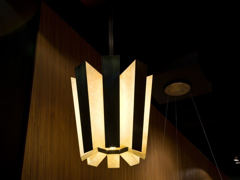 LED pendant lamp MAYFAIR by Laurameroni