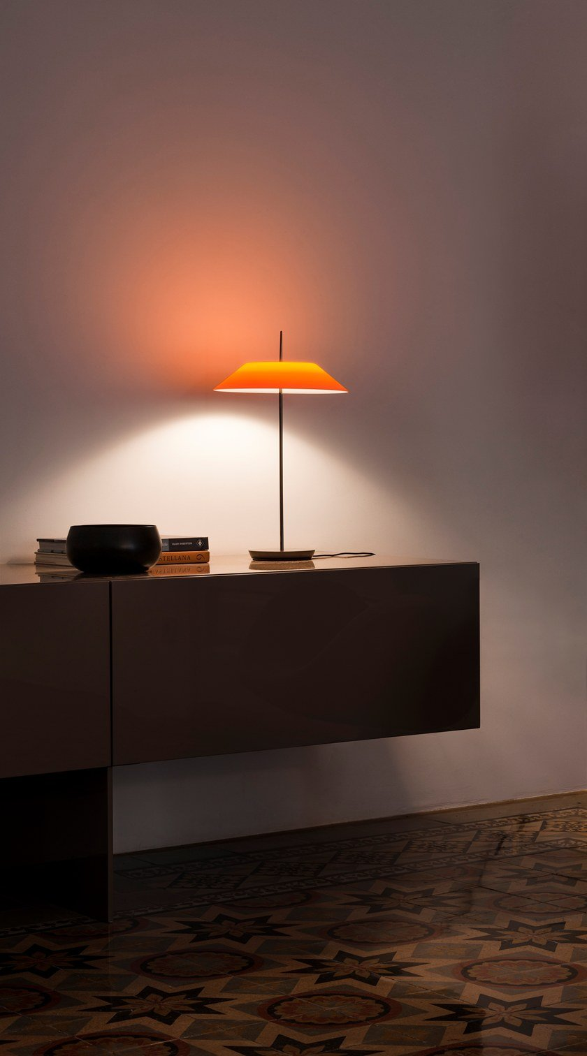 MAYFAIR | Lampada da tavolo in metacrilato